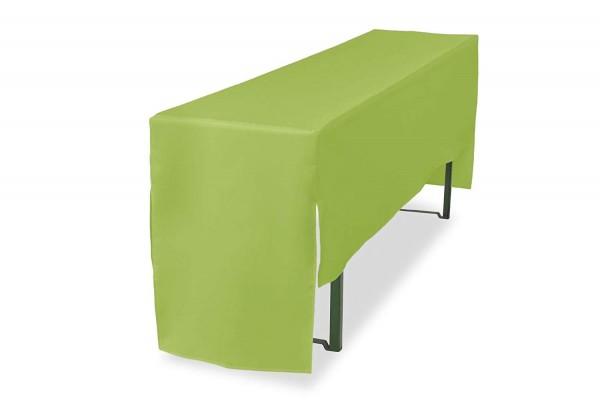 Biertischhusse 3/4 für Bierzelttisch Premium Pro (nur Tisch) 220 cm