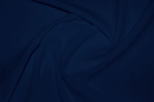 Stoff Meterware, Hussenstoff Blau