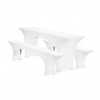 hussen sets stretch hussen bierzeltgarnitur. Black Bedroom Furniture Sets. Home Design Ideas