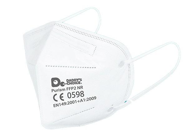 FFP2 Mundschutz Maske mit CE Zertifikat