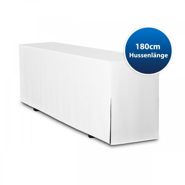 Biertischhusse für Bierzeltgarnitur PREMIUM nur Tisch 180 cm