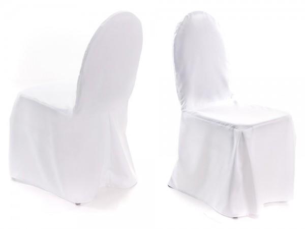 Stuhlhussen für Bankettstuhl Modell: BERLIN II ohne Schleife
