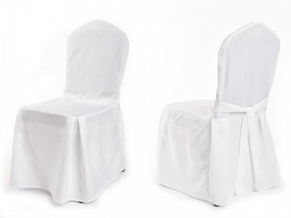 Stuhlhussen für Bankettstuhl Modell: MOSKAU