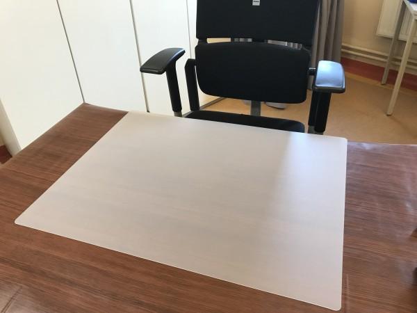 Schreibunterlage Transparent 65x50cm